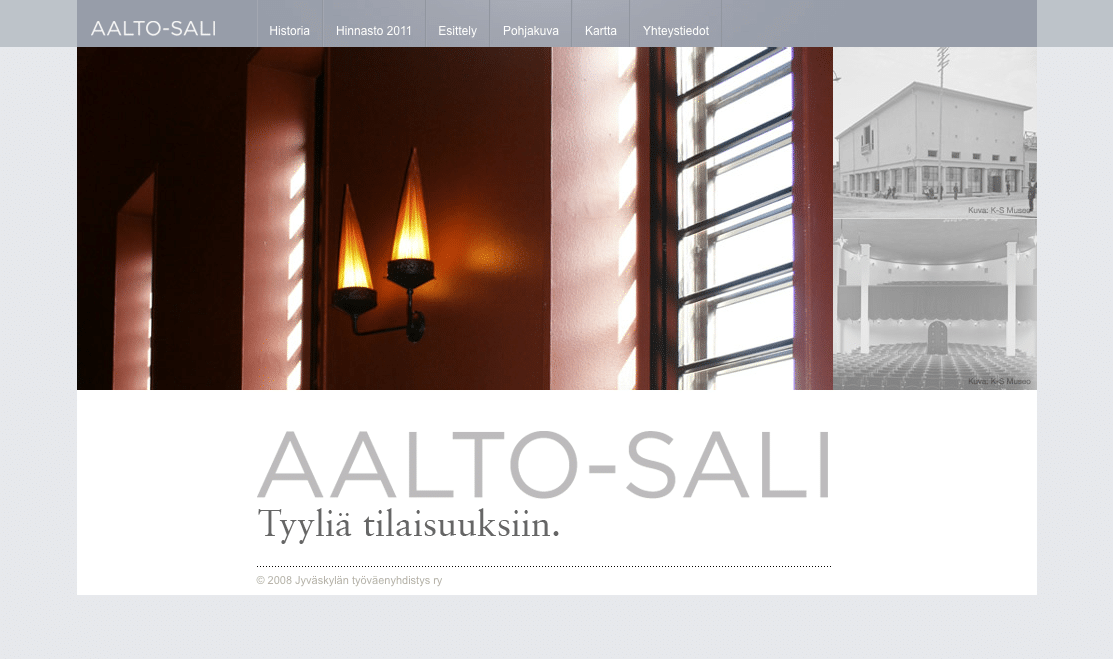 Aalto-sali