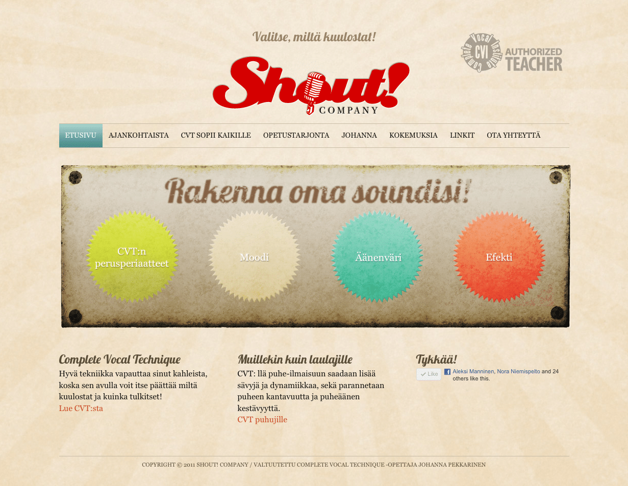 Shout! Company