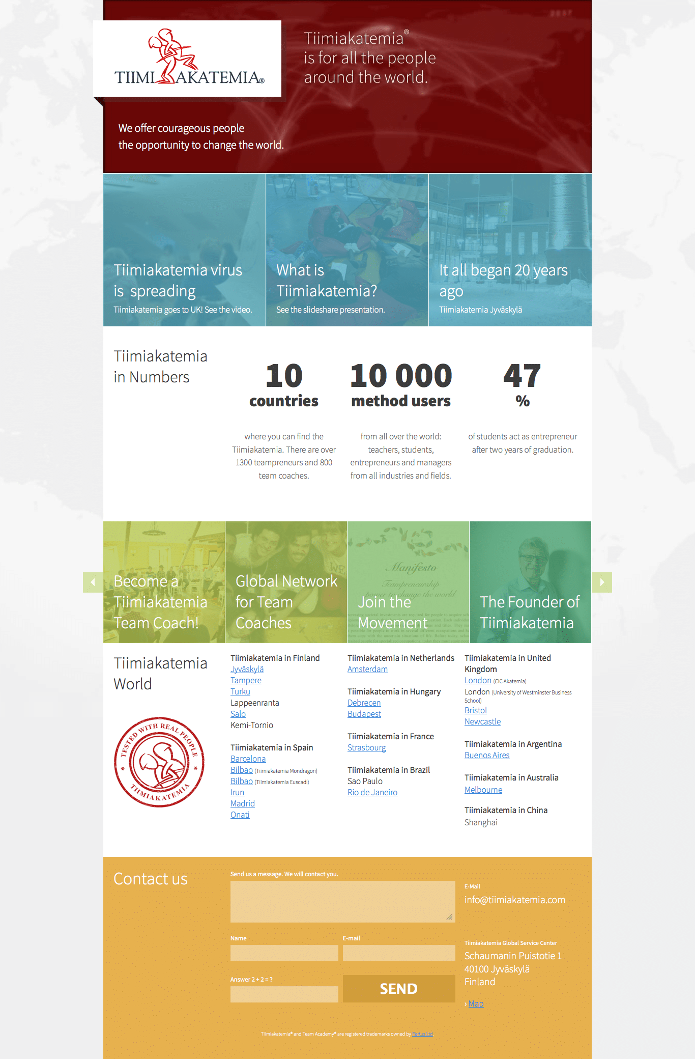 Tiimiakatemia.com