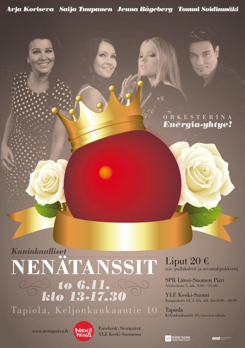Kuninkaalliset Nenätanssit